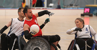 Pajulahti, Finland to host the IWRF Wheelchair Rugby Division B Euros.