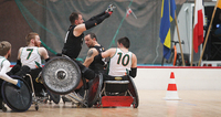 Schedule of the IWRF B Division Euros confirmed.
