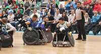 Live stream: Pool draw of the Wheelchair Rugby B Euros on 11th of September.